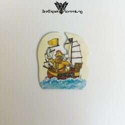 Piraten Auf Schatzsuche Piratenschiff Gelb