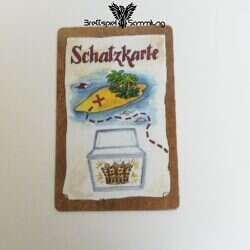 Piraten Auf Schatzsuche Schatzkarte #4