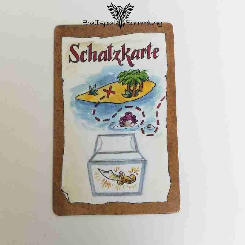 Piraten Auf Schatzsuche Schatzkarte #3