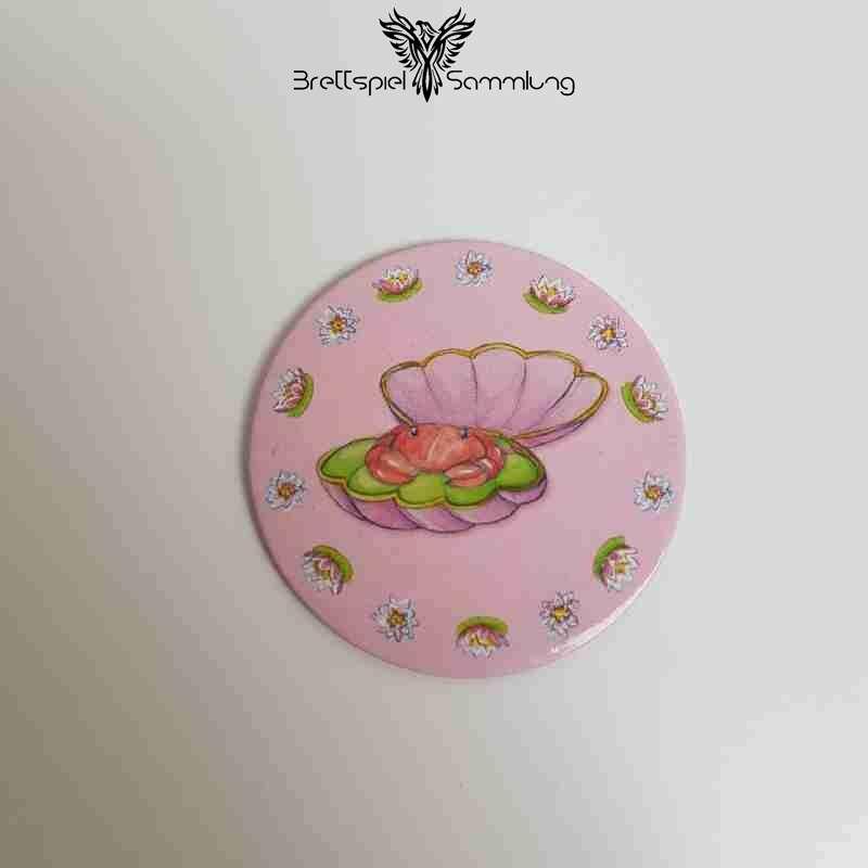 Prinzessin Lillifee Die Perlensuche Muschelkarte Rosa #4
