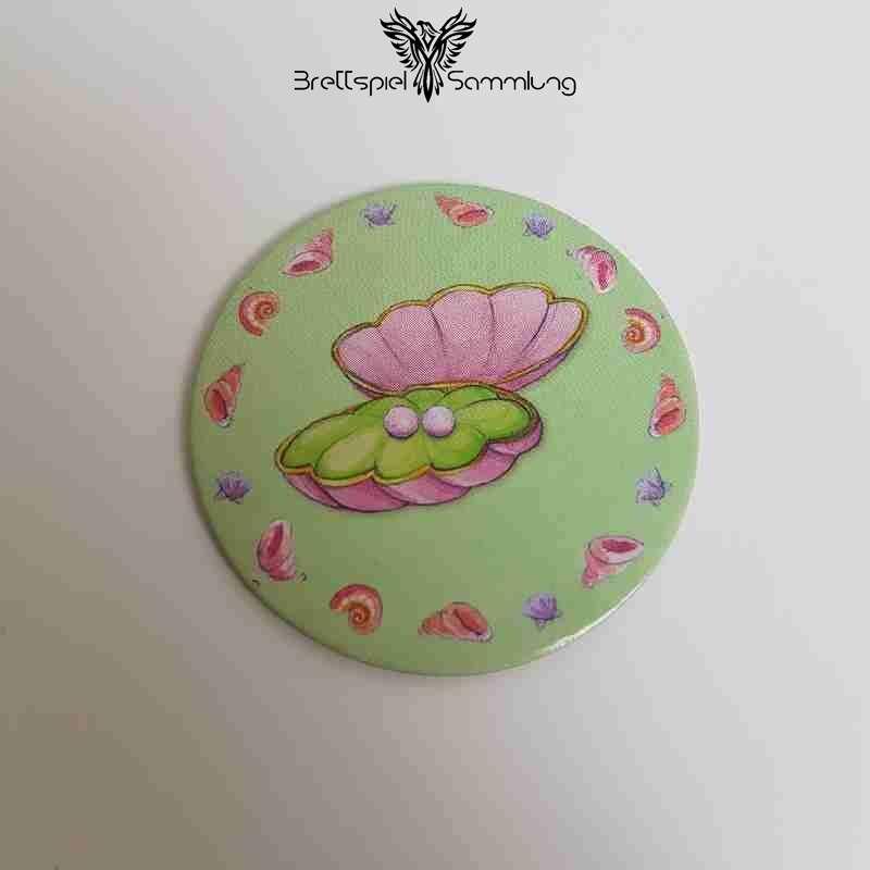 Prinzessin Lillifee Die Perlensuche Muschelkarte Grün #2
