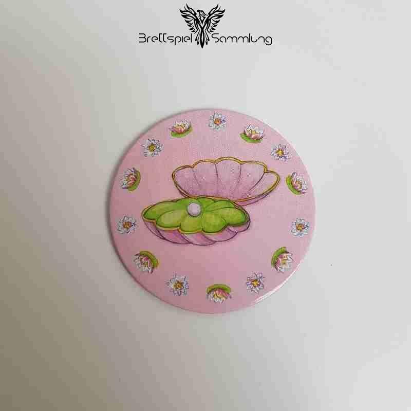 Prinzessin Lillifee Die Perlensuche Muschelkarte Rosa #1