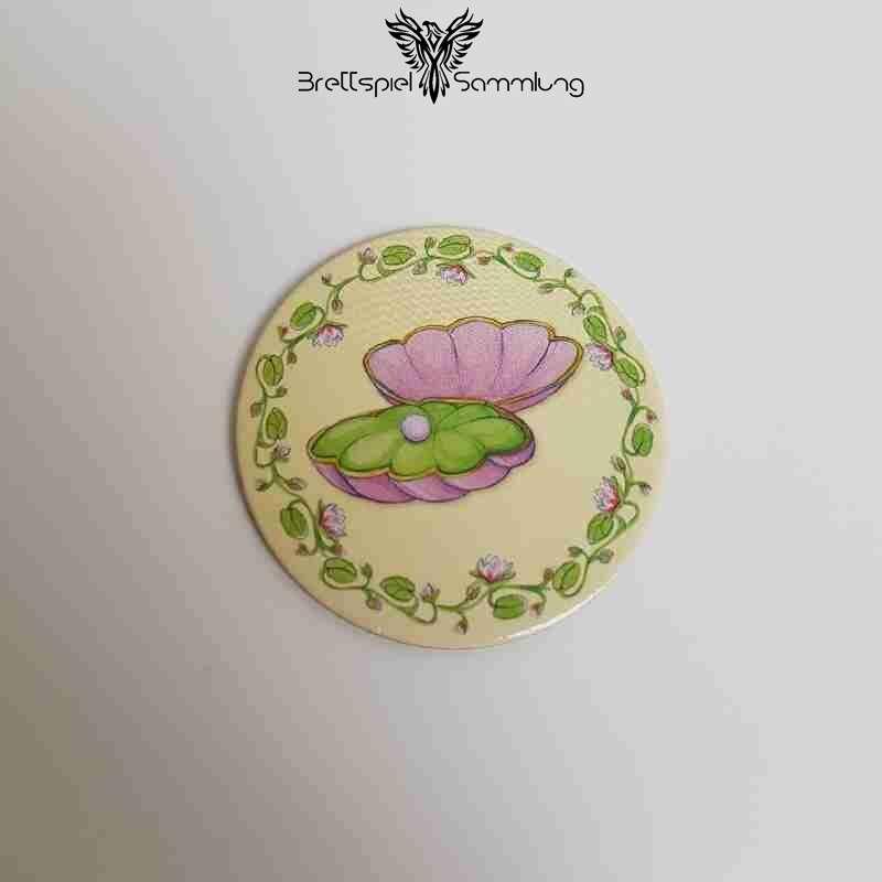 Prinzessin Lillifee Die Perlensuche Muschelkarte Gelb #1