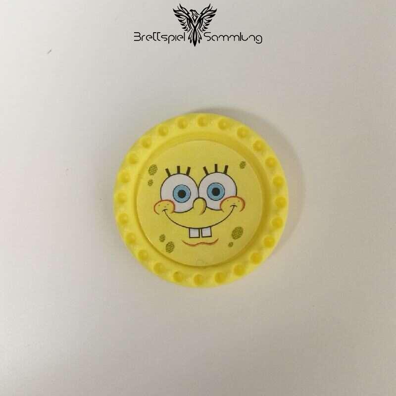 4 Gewinnt Spongebob Schwammkopf Spielchip Spongebob