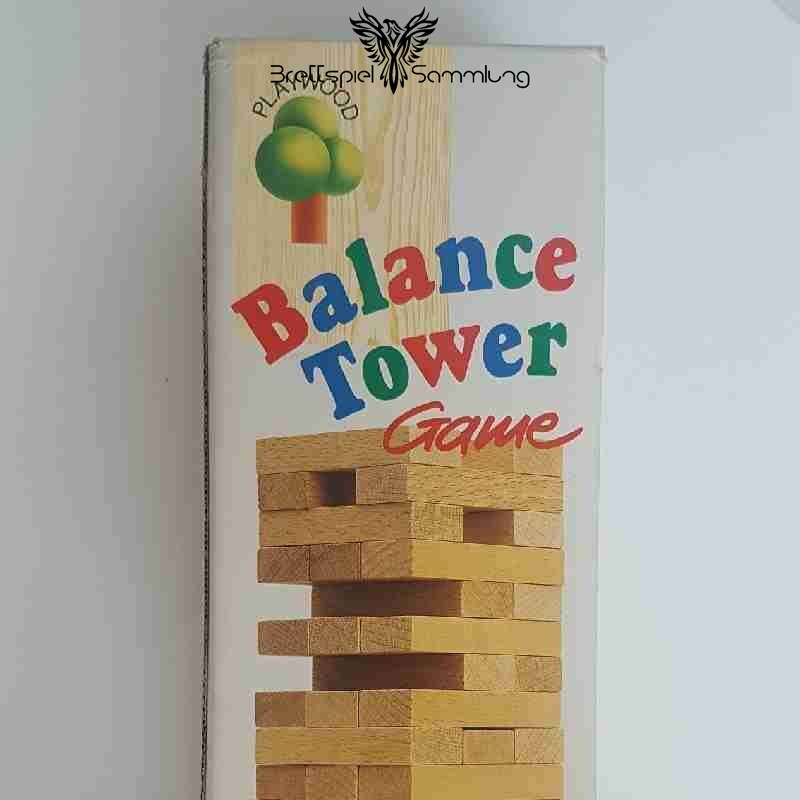 Balance Tower Game