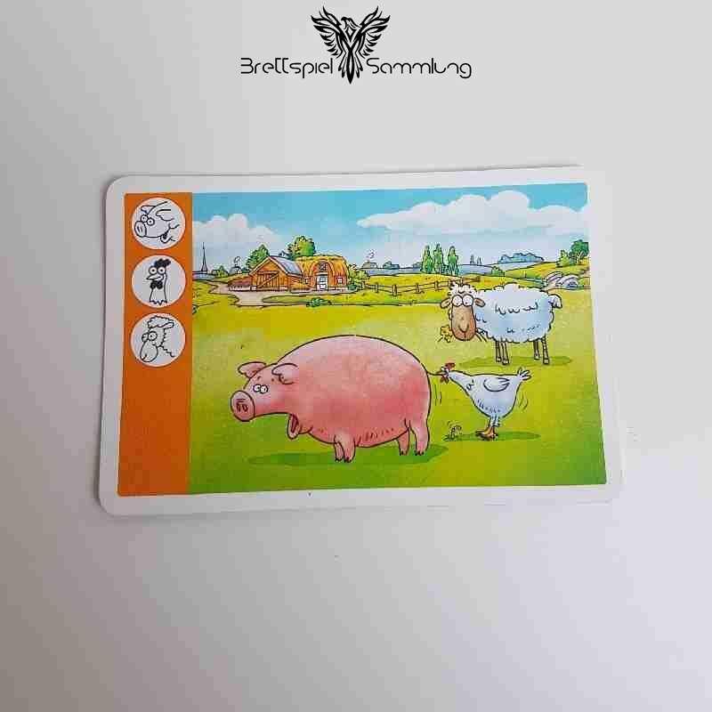 Kuh Und Co Tierkarte 3 Motiv #4