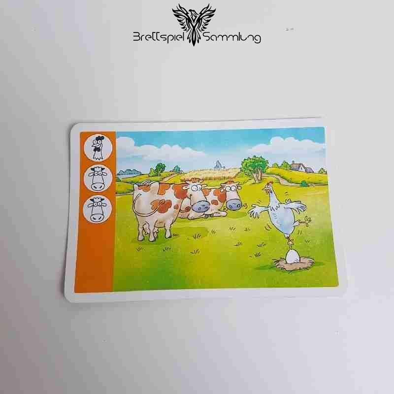Kuh Und Co Tierkarte 3 Motiv #8