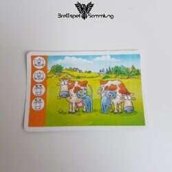 Kuh Und Co Tierkarte 4 Motiv #1
