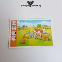 Kuh Und Co Tierkarte 4 Motiv #6