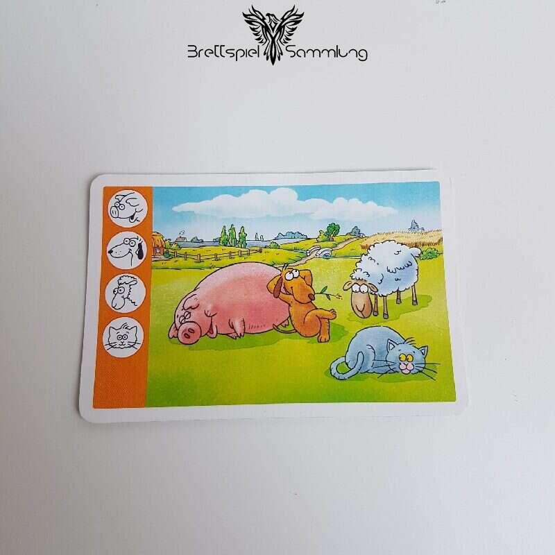 Kuh Und Co Tierkarte 4 Motiv #7
