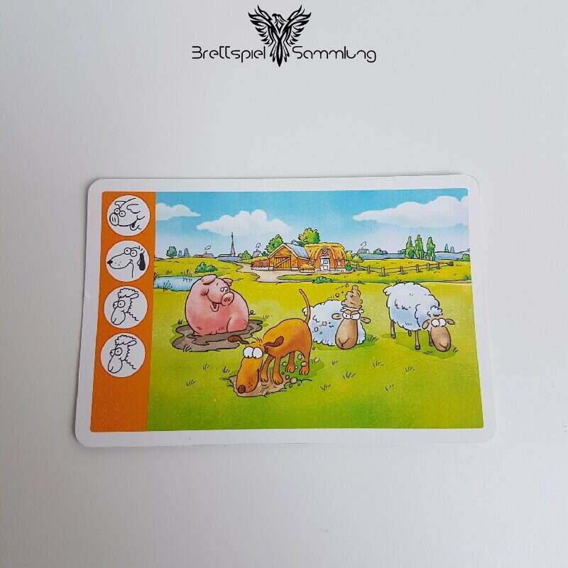 Kuh Und Co Tierkarte 4 Motiv #9