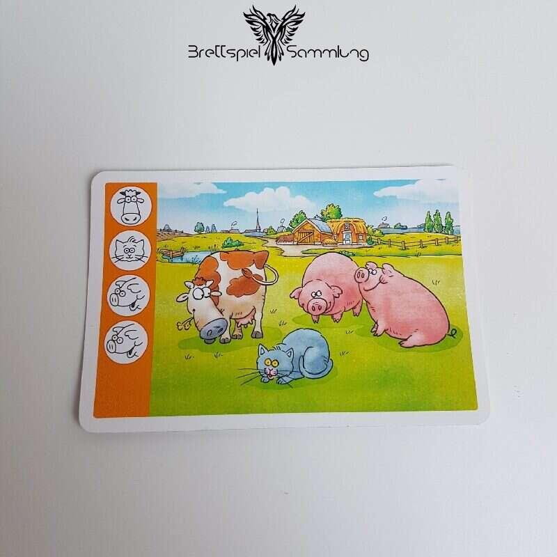 Kuh Und Co Tierkarte 4 Motiv #10