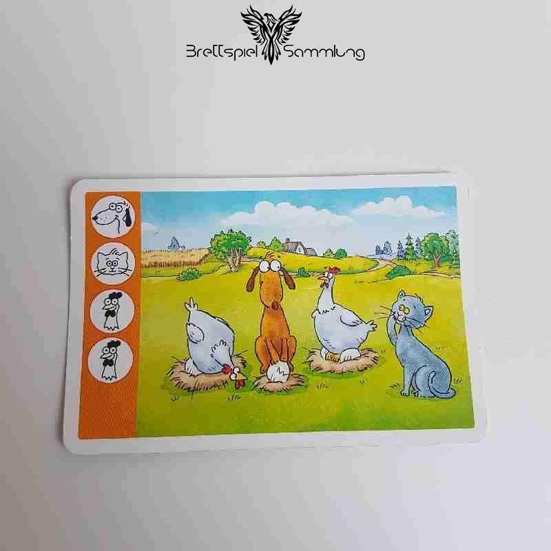 Kuh Und Co Tierkarte 4 Motiv #14