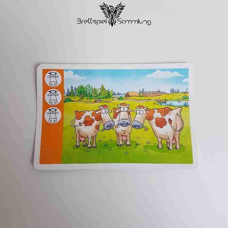 Kuh Und Co Tierkarte 3 Motiv #1