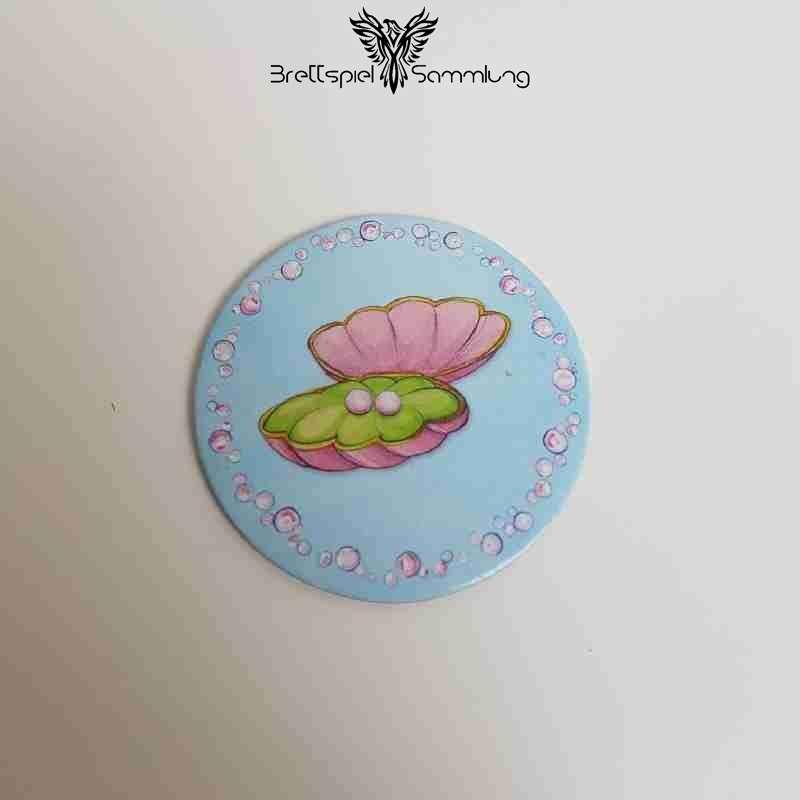 Prinzessin Lillifee Die Perlensuche Muschelkarte Blau #2