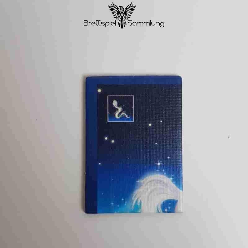Sternenschweif Geheimnisvolle Verwandlung Kärtchen Sternenschweif Blau Mähnenhaar
