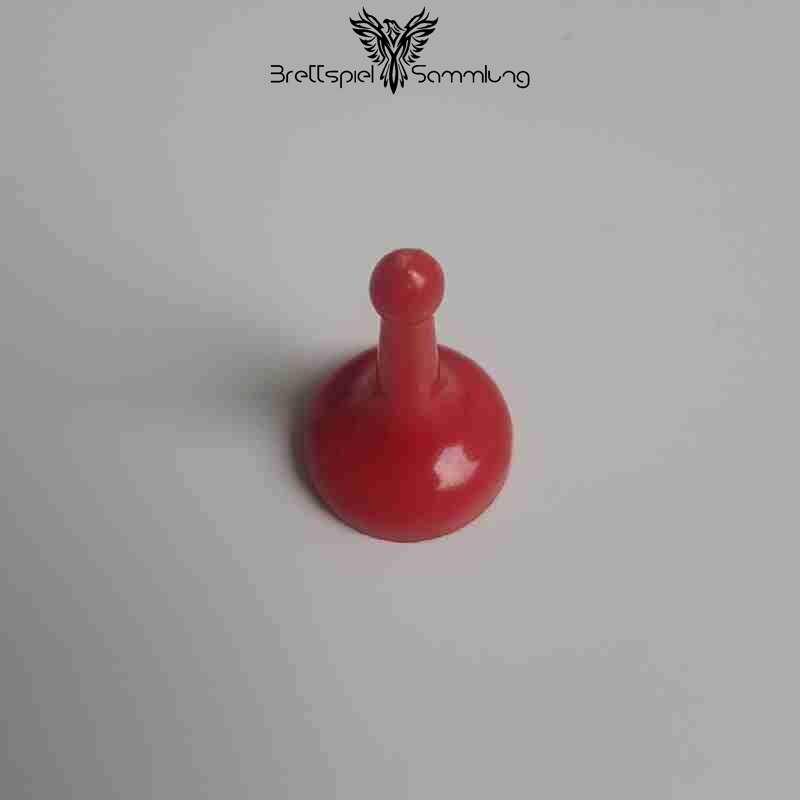 Cluedo Das Klassische Detektivspiel Spielfigur Rot