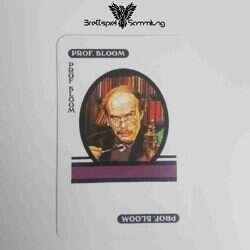 Cluedo Das Klassische Detektivspiel Karte Professor Bloom