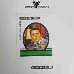 Cluedo Das Klassische Detektivspiel Karte Herr Direktor Grün