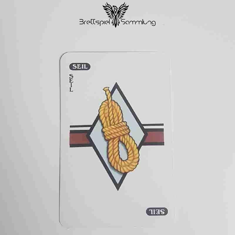 Cluedo Das Klassische Detektivspiel Karte Seil