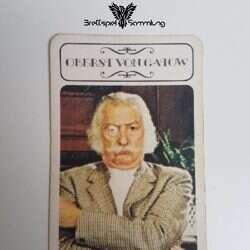 Cluedo Was Geschah Mit Graf Eutin Karte Oberst Von Gatow