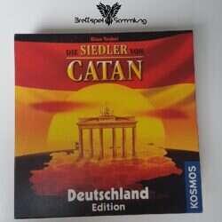 Die Siedler Von Catan Deutschland Edition
