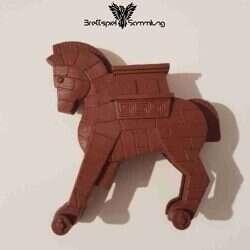 Das Pferd Von Troja Trojanisches Pferd