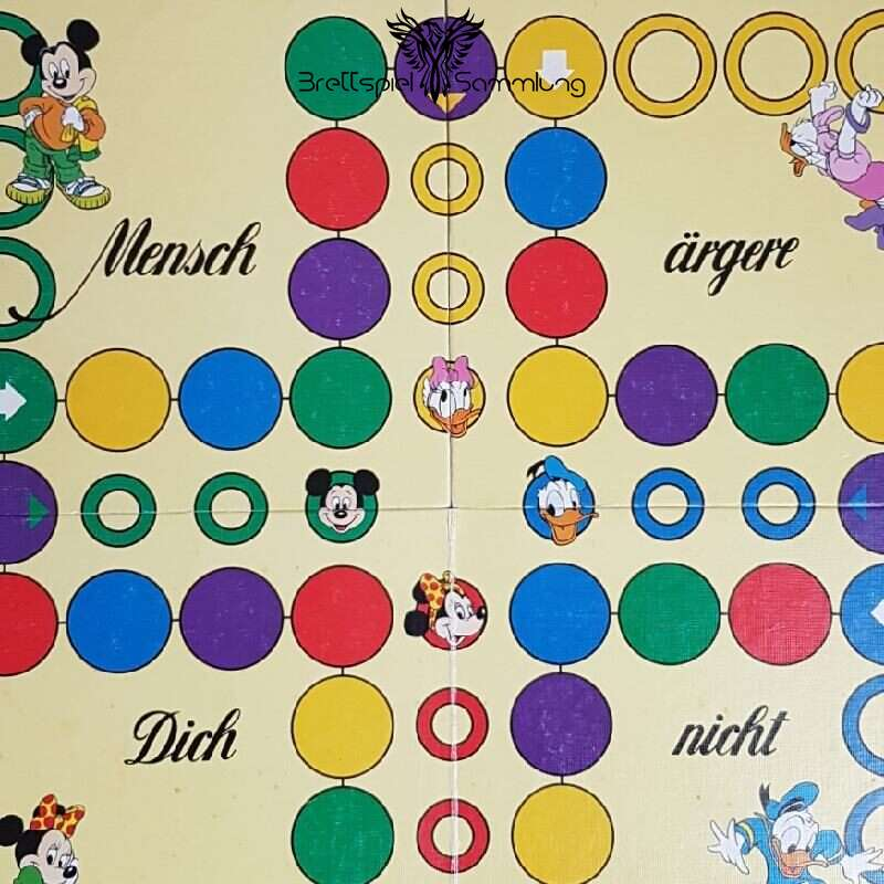 Disney Kinder Spielebox Spielbrett