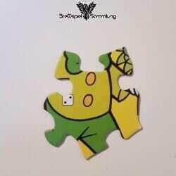 Disney Kinder Spielebox Micky Maus Puzzleteil Gelb 2
