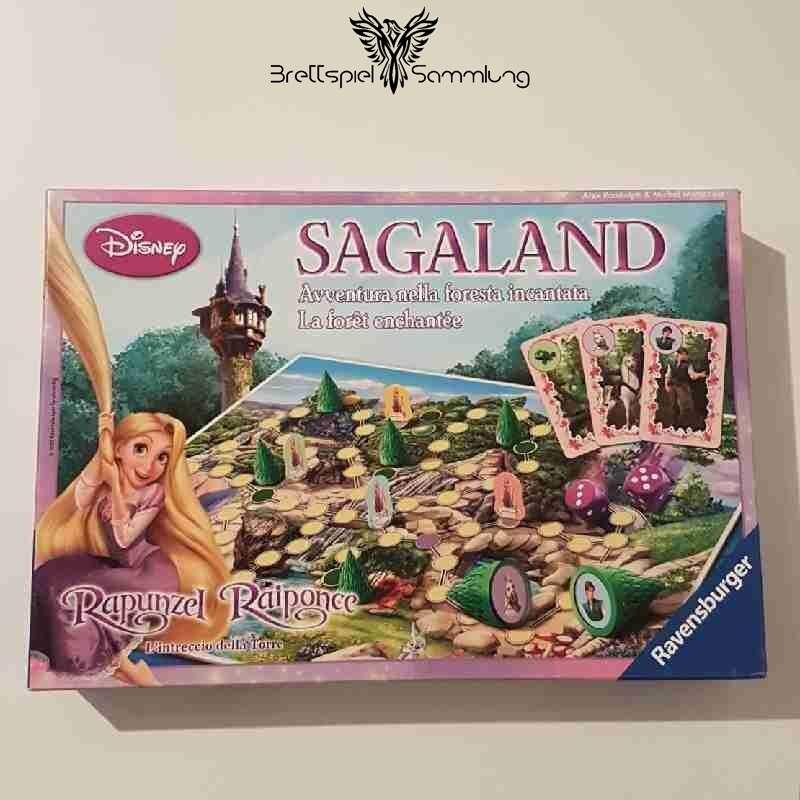 Sagaland Rapunzel