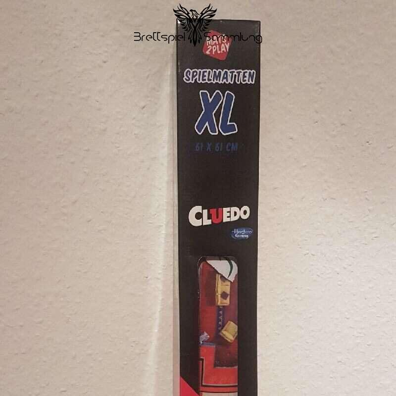 Spielmatten Xl Cluedo Neu