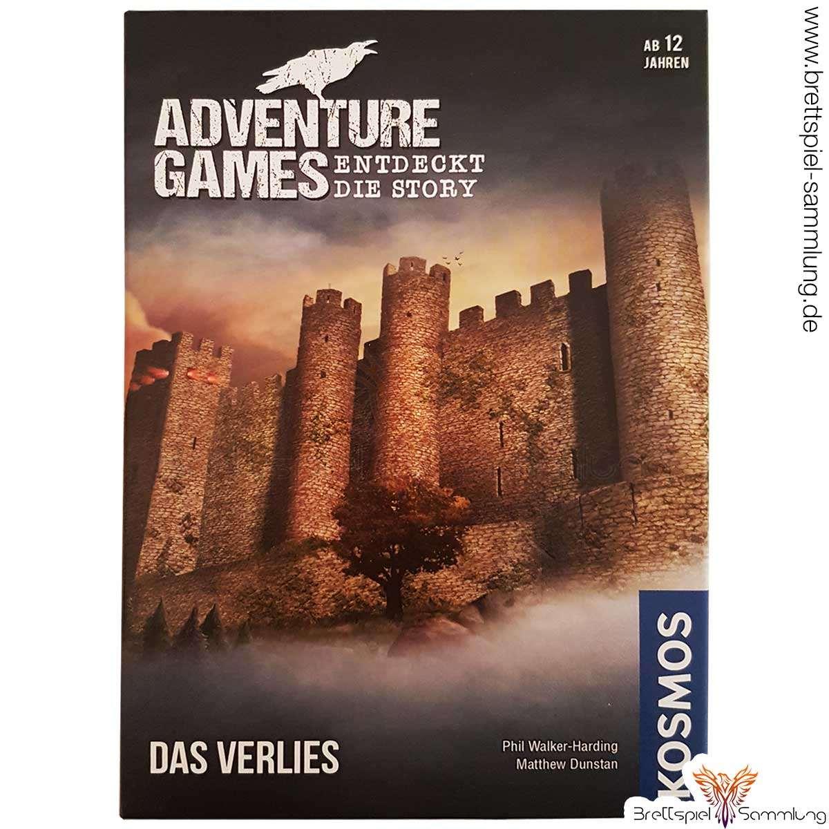 Adventure Games – Das Verlies