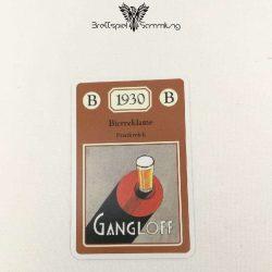 Adel Verpflichtet Sammelkarte B 1930 Bierreklame Frankreich