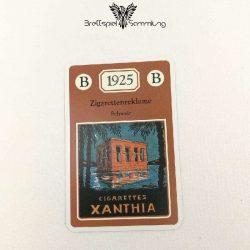 Adel Verpflichtet Sammelkarte B 1925 Zigarettenreklame Schweiz