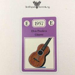 Adel Verpflichtet Sammelkarte E 1957 Elvis Presleys Gitarre