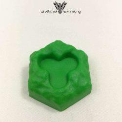 Atlantis Spielsteine Grüne Hügelteile