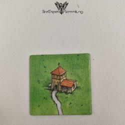 Carcassonne Landschaftskarte Startkarte
