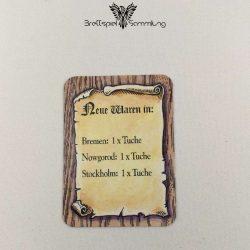 Die Hanse Spielkarte Neue Waren In #3