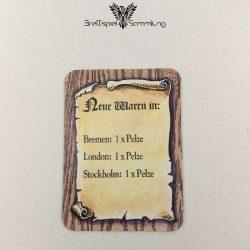 Die Hanse Spielkarte Neue Waren In #7
