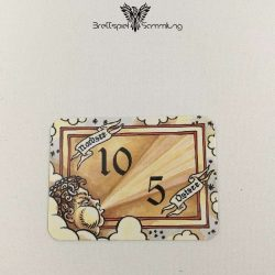 Die Hanse Spielkarte Windkarte 10/5