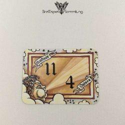 Die Hanse Spielkarte Windkarte 11/4