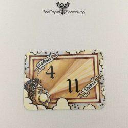 Die Hanse Spielkarte Windkarte 4/11