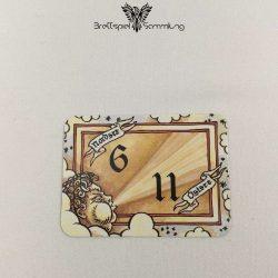 Die Hanse Spielkarte Windkarte 6/11