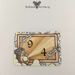 Die Hanse Spielkarte Windkarte 9/4