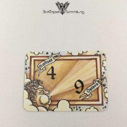 Die Hanse Spielkarte Windkarte 4/9