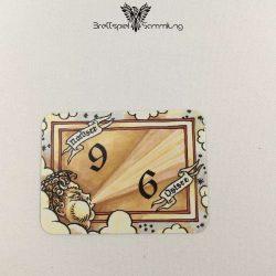 Die Hanse Spielkarte Windkarte 9/6