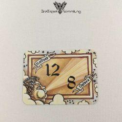 Die Hanse Spielkarte Windkarte 12/8