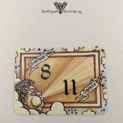 Die Hanse Spielkarte Windkarte 8/11