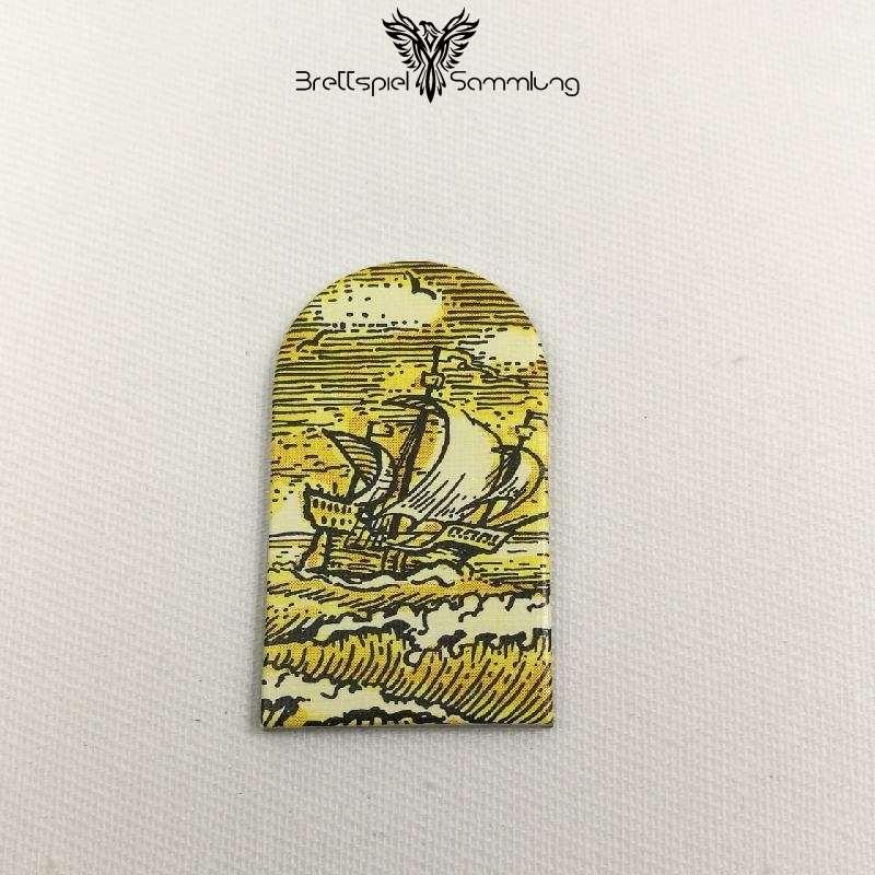 Die Hanse Spielkarte Blankokarte
