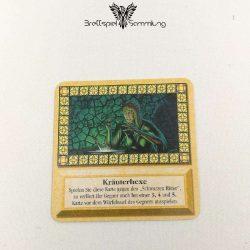 Die Siedler Von Catan Das Kartenspiel Spielkarte Kräuterhexe